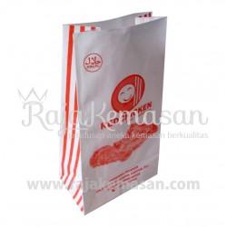 Kantong Kertas Putih RMK002