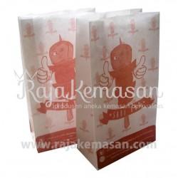 Kantong Kertas Putih RMK005