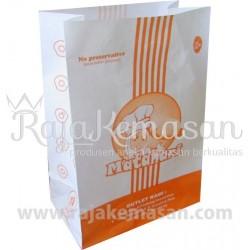 Kantong Kertas Putih RMK008