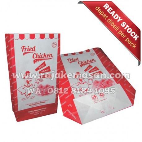 Kantong Kertas Putih RMK011