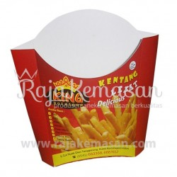 Dus French Fries RFF001