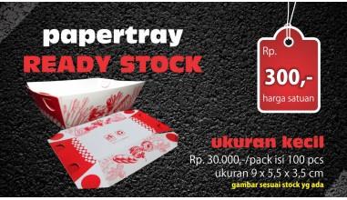 Papertray Kecil Ready Stock