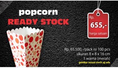 Popcorn Ready Stock